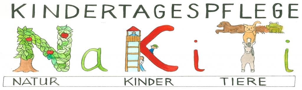 Logo Kindertagespflege NaKiTi